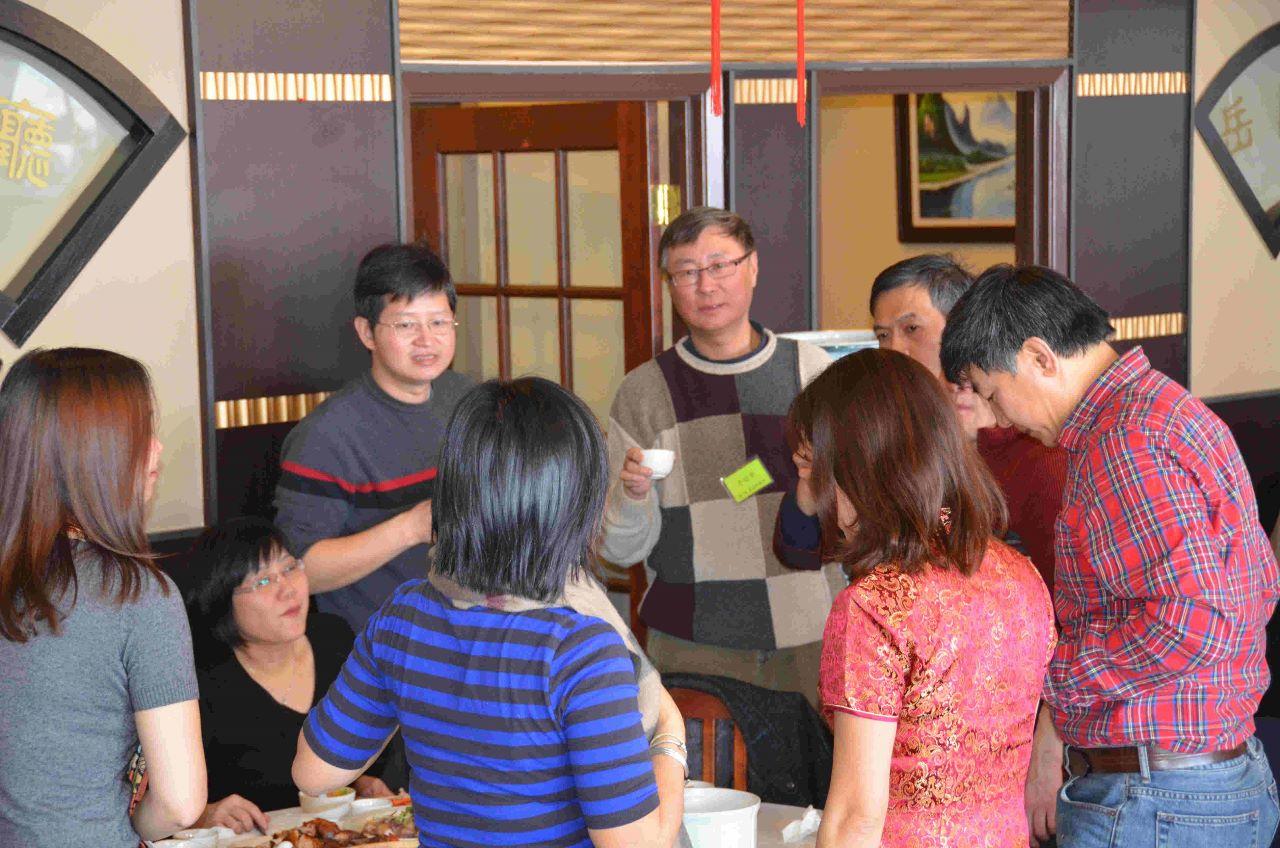 哈尔滨工程大学多伦多校友欢度新春佳节