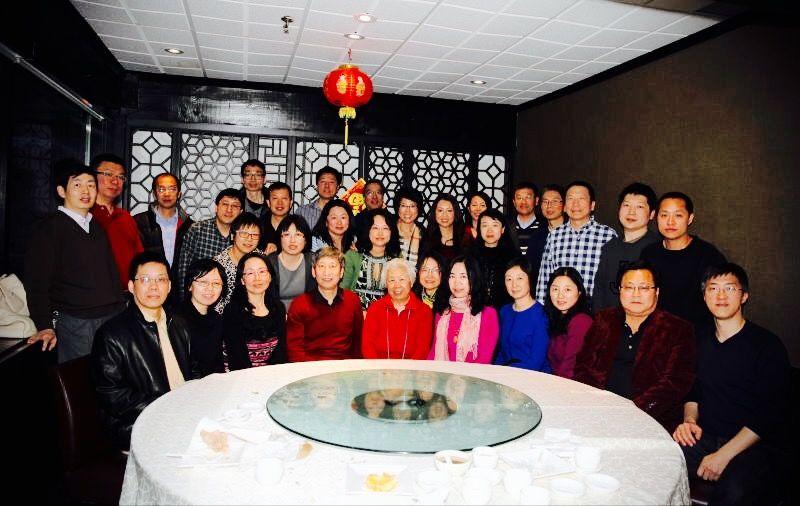 2015年春六系系友晚餐会