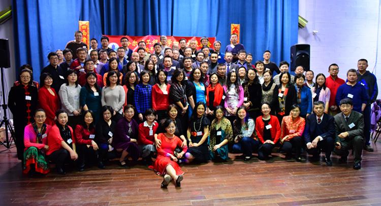 哈尔滨工程大学加拿大校友会2016年猴年春节联欢会报道