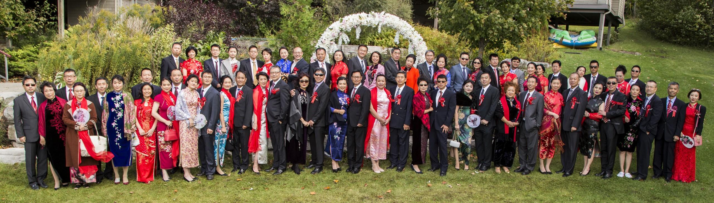 哈尔滨工程大学海外校友9.29纪念婚礼